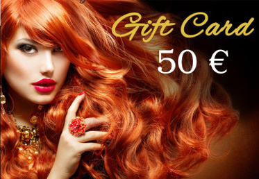 gift card Hair salon